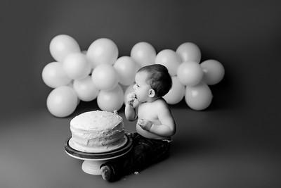 00011©ADHphotography2020--RhettPollman--OneYear--December16bw