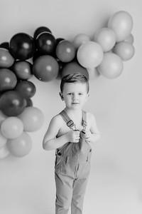 00001©ADHphotography2020--WoodsonHagan--4thBirthday--January18bw