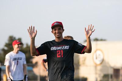 Growlers vs Aviators - July 8 - Greg Pettus
