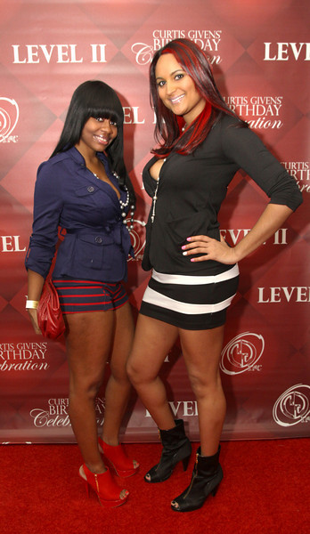 Curtis Givens Birthday Celebration I @Level II {pics by Stephon}