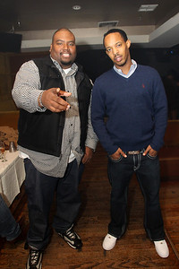Brownlee (L) & Curtis Givens (R) CGI Ent.