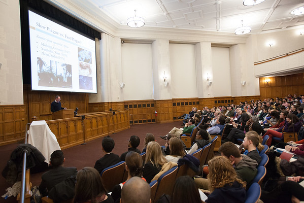 Gruber Lecture with Paul Farmer