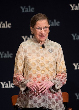 Gruber Lecture with Justice Ginsburg
