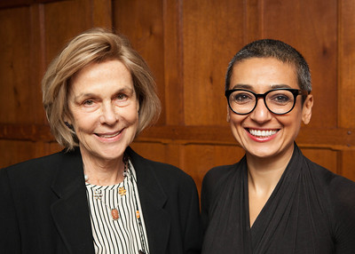 Gruber Lecture with Zainab Salbi