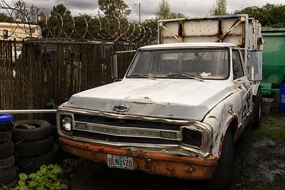 1966 Chevy 1 Ton Gar Wood Load Runner