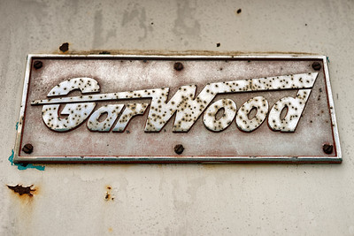 Gar Wood Badge