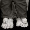 b-feet on feet