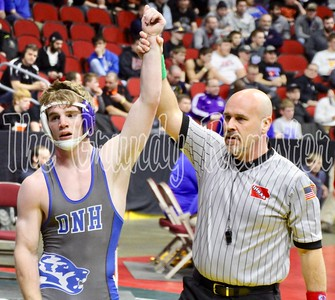 State Wrestling: Day 2