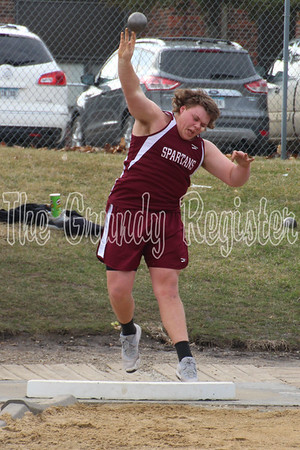AGWSR, GC Boys Track and Field at Hudson