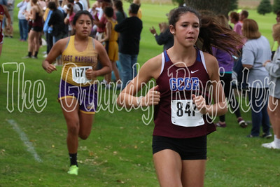 GC/G-R, BCLUW XC at Grundy Center (9/26/19)