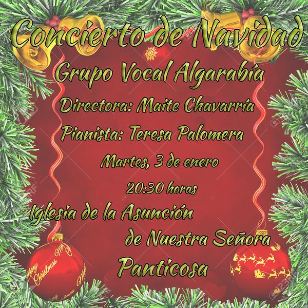 Marco Christmas card