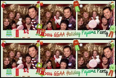 GSAA Holiday Pajama Party
