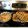 Rick's pies with gluten free crust!