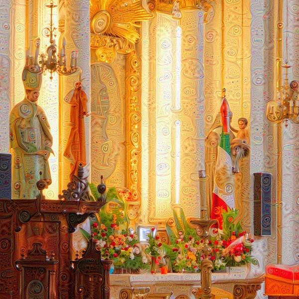Guadalajara Cathedral - Detail #4