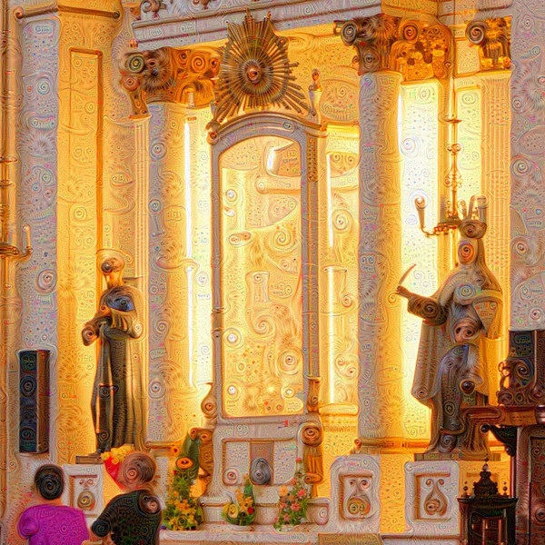 Guadalajara Cathedral - Detail #1