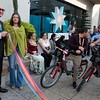 The 48th Union World Conference on Lung Health, Guadalajara, Mexico.<br /> Photo shows the launch of the bike ride for lung health.<br /> Photo by Javier Galeano / The Union
