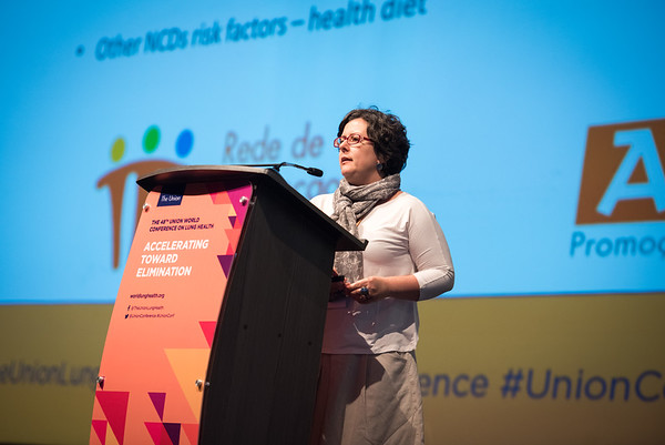 The 48th Union World Conference on Lung Health, Guadalajara, Mexico