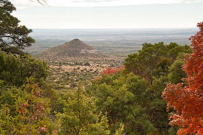 Frijole Ranch, Guadalupe Mountain National Park, Texas