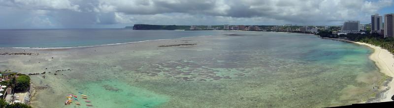 View of Tumon Bay, Guam