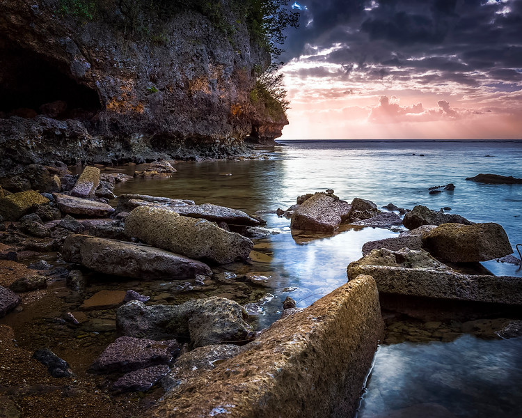 Apaca Point - Agat Beach