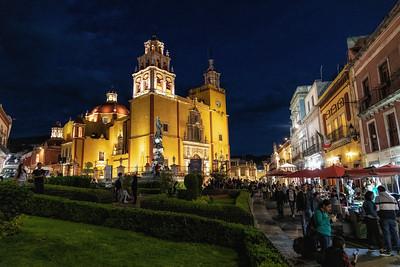 Basilica Colegiata de Nuestra Senora de Guanajuato