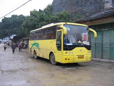 Guangxi Coach A06208 Xingping Oct 05