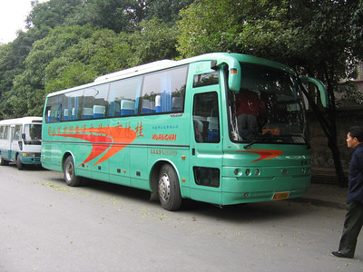 Guangxi Coach C08584 Die Ca Shan Guilin Oct 05
