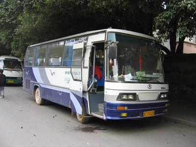Guangxi Coach C03028 Die Ca Shan Guilin Oct 05