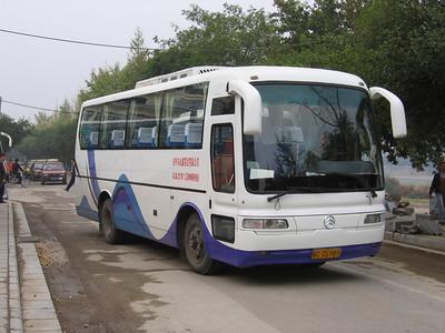 Guangxi Coach C05889 Guilin Oct 05