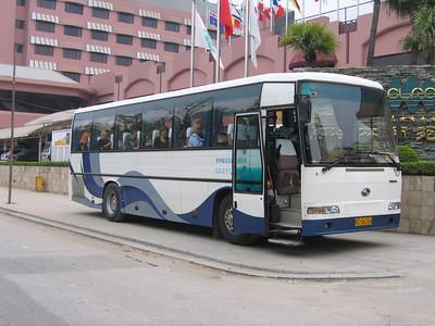 Guangxi Coach C06266 Guilin Oct 05