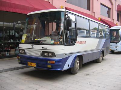 Guangxi Coach C06112 Guilin Oct 05