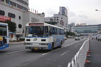 Guangzhou Bus A29579 Guangzhou Oct 00