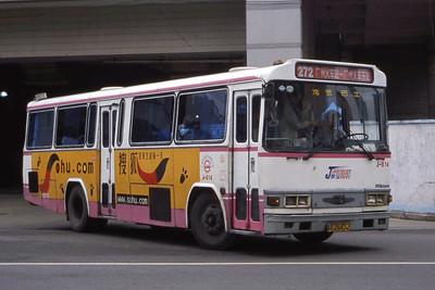 Guangzhou Bus A26832 Guangzhou 2 Oct 00