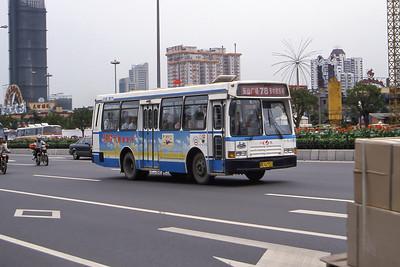 Guangzhou Bus A42953 Guangzhou Oct 00
