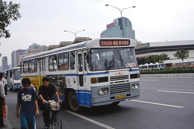 Guangzhou Bus A23345 Guangzhou Oct 00