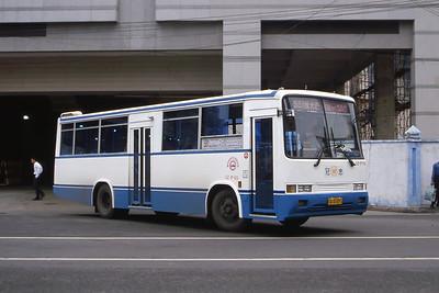 Guangzhou Bus A45491 Guangzhou Oct 00