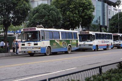Guangzhou Bus A31649 Guangzhou Oct 00
