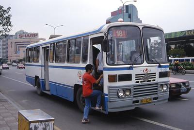 Guangzhou Bus A14539 Guangzhou Oct 00