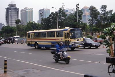 Guangzhou Bus A29779 Guangzhou Oct 00