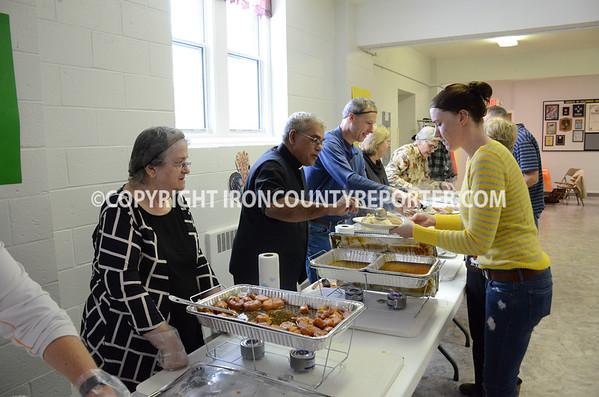 Guardian Angel Thanksgiving Dinner