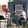 """Dueling Banjos"" was performed by Amelia LeGrand and Riley Schlosser. (<i>The Mirror</i>)"