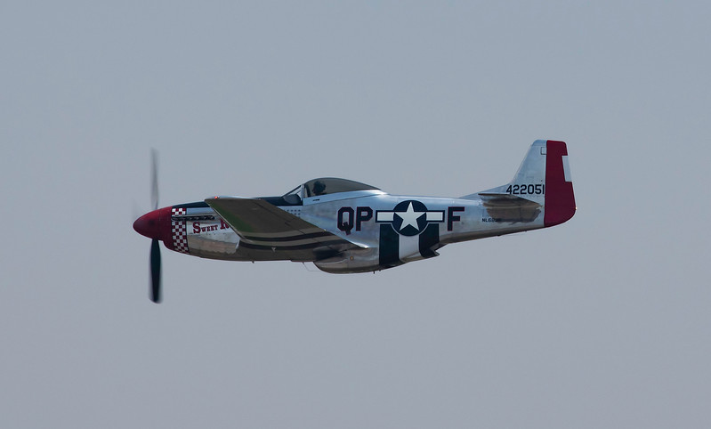 P-51D Sweet Revenge