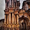 El Carmen ruins.