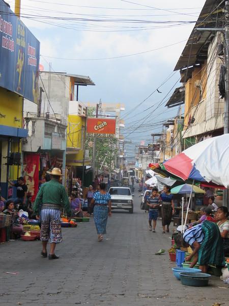 Santiago Atitlan, Guatemala