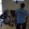 Wheelchair clinic
