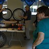 Building wheelchairs