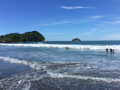 Costa Rica - Home and Beach June 2017