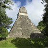 First pyramid  - used as observation platform to study the stars according to our local guide
