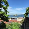 Museum Island - a nice 25min swim away