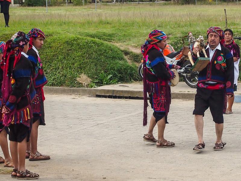 Maya Dancers - Blessing